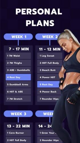 Workout for Women: Fitness App 1